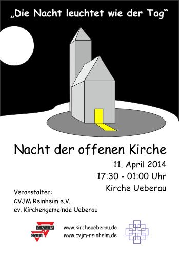 Logo Nacht der offenen Kirche