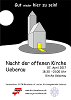 Nacht der offenen Kirche 2017