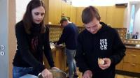 Küchenarbeiten