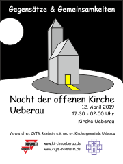 Logo Nacht der offenen Kirche 2019