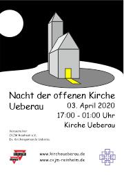 Logo Nacht der offenen Kirche 2020